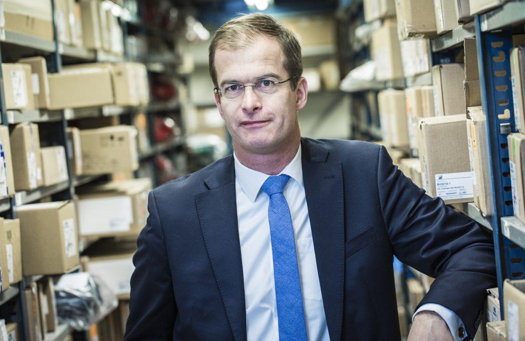 Bart Reijnen CEO Satair